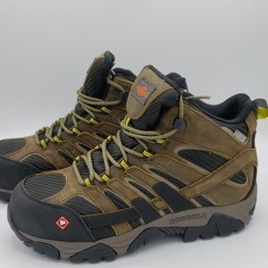 Merrell Moab 2 Vent Composite Safety Toe Waterprof